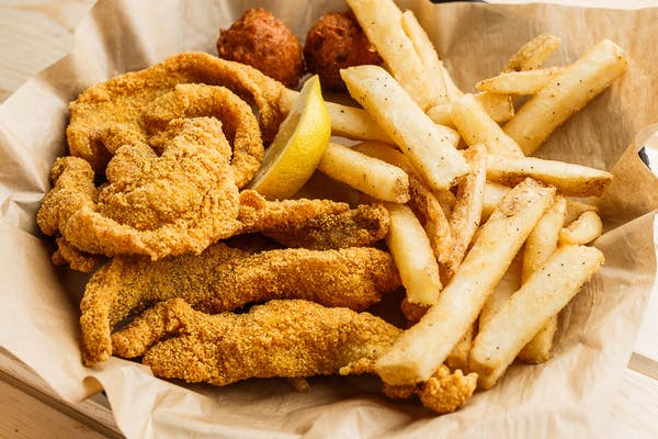 Single Fried Plate