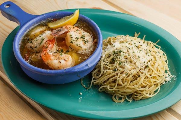 Garlic Sautéed Shrimp
