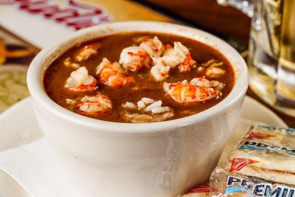 Shrimp & Crawfish Cajun Gumbo