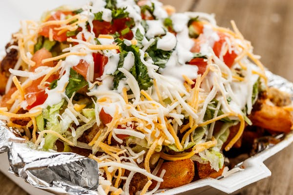 Taco Fries or Nachos