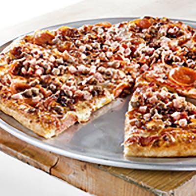 Meat Supreme Pizza