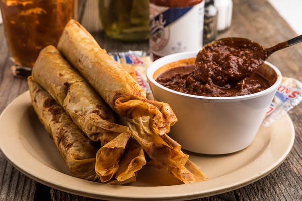Doe's Delta-Style Hot Tamales
