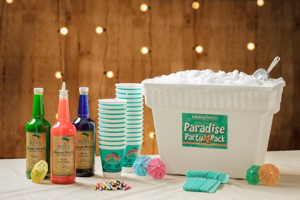 Paradise Party Pack