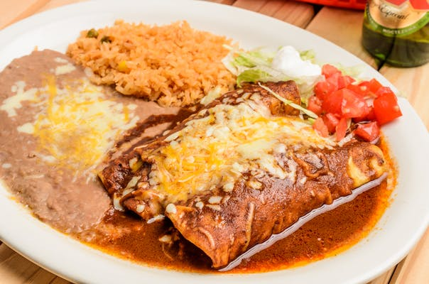 Enchiladas Combo (#4)