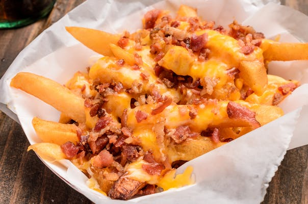 Bacon & Cheese Fries