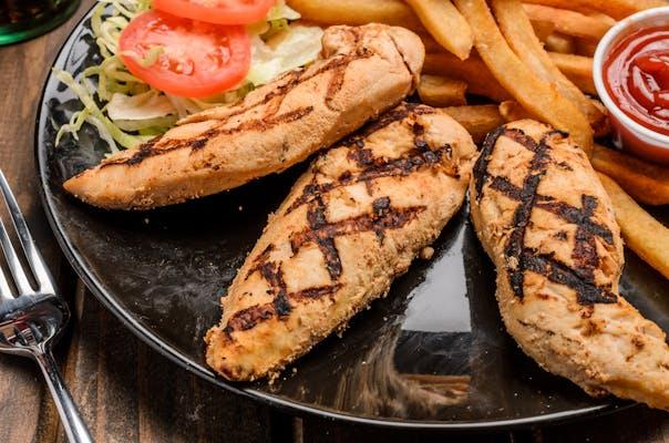 Jumbo Chicken Strips