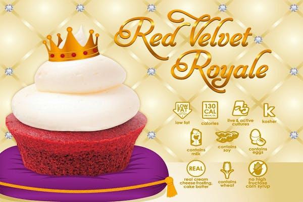 Red Velvet Royale Fro-Yo
