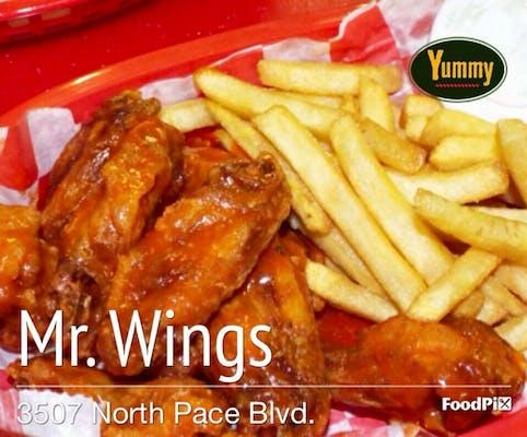 Wings Combo