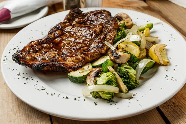 Ribeye Steak Entrée