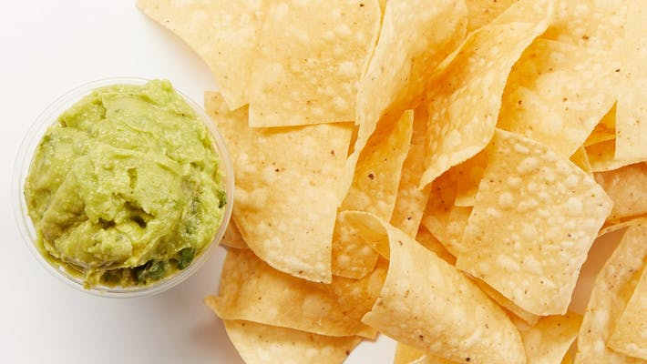 Large Chips & Guac