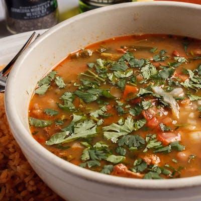 Charro Beans Soup