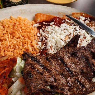 Huasteca Enchiladas