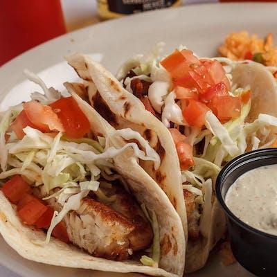 Fish Baja Tacos