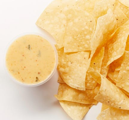 Family Chips & Queso