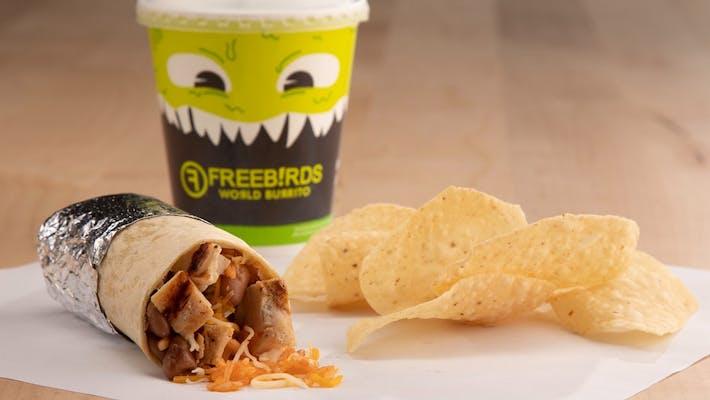 Weebird Burrito