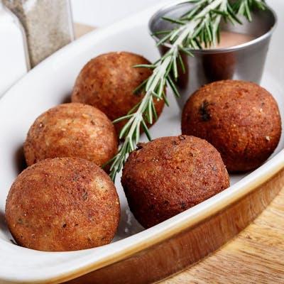 Fried Rueben Balls (5)