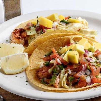 Shrimp or Fish Tacos (2)