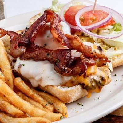 Wayside Chicken Sandwich