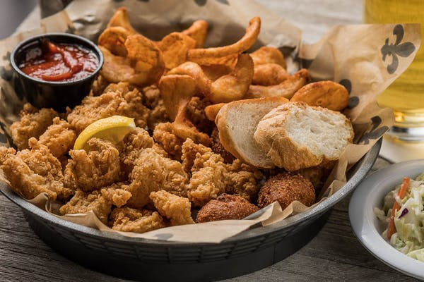 Fried Gulf Shrimp Basket