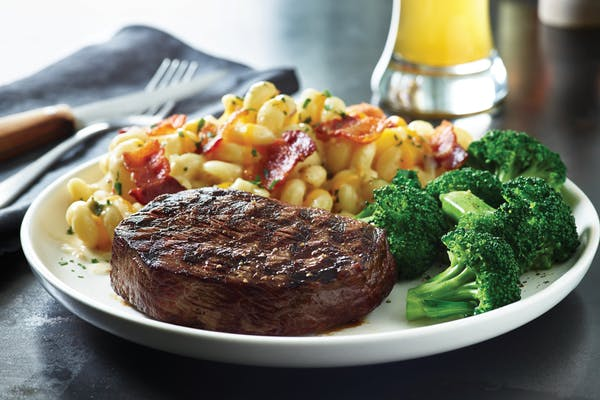 (8 oz.) USDA Choice Top Sirloin