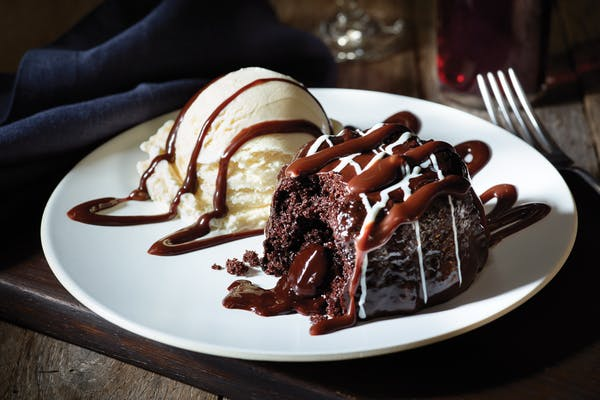 Triple Chocolate Meltdown