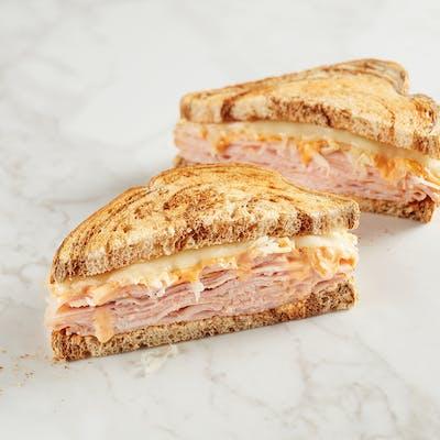 Turkey Rachel Sandwich