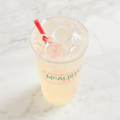Pure Cane Sugar Lemonade