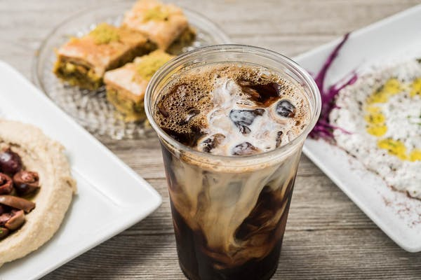 Turkish Iced Coffee