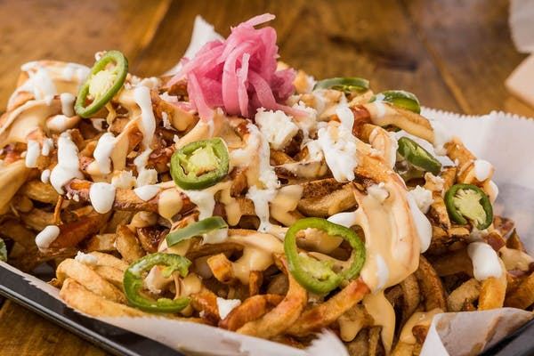 26. Loaded Fries or Nachos