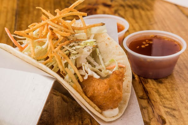 14.Yankee Fish Fry Taco