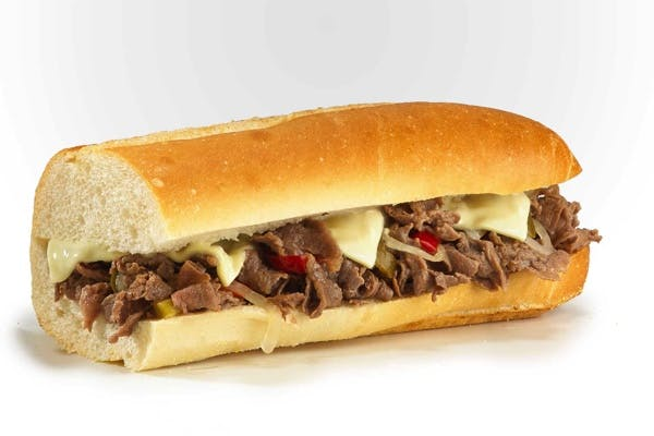 #17 Jersey Mike's Famous Philly Sub