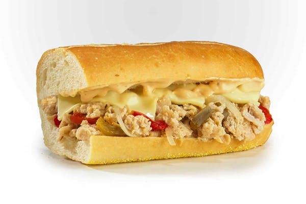 #42 Chipotle Chicken Cheesesteak