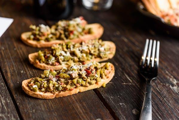 Italian Olive Tapenade