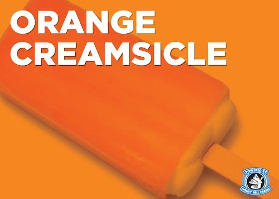 Orange Creamsicle Swirl