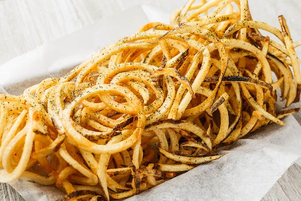 Kristo's Curly Fries