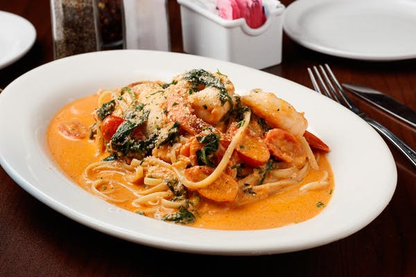 Tuscan Chicken & Shrimp