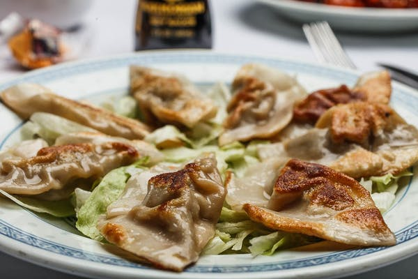 Fried or Steamed Dumplings