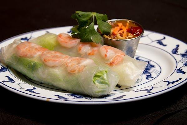 Vietnamese Spring Rolls (2)