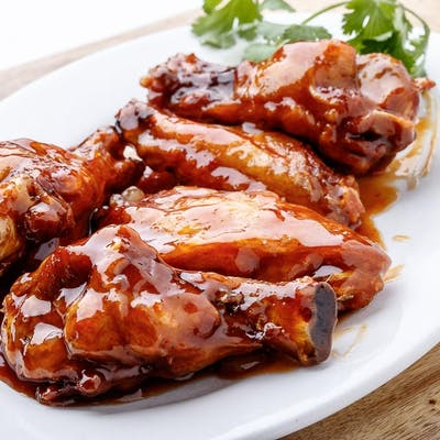 General Tso's Hot Wings (Spicy)
