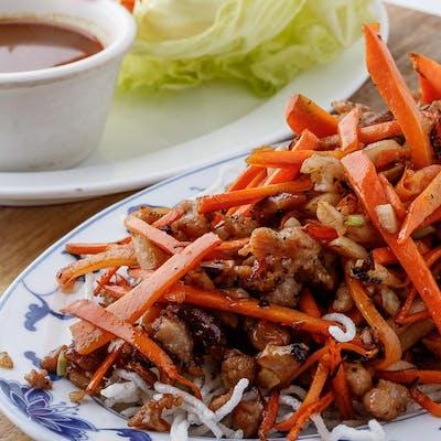 Shanghai Lettuce Wraps