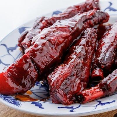 Shanghai BBQ Ribs