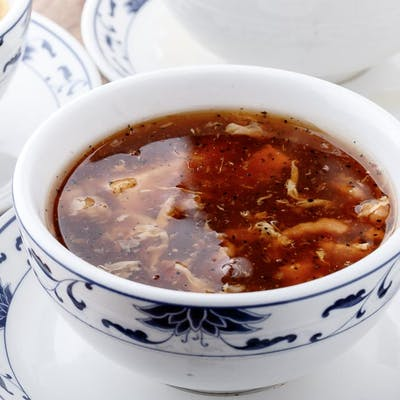 Hot & Sour Soup (Spicy)