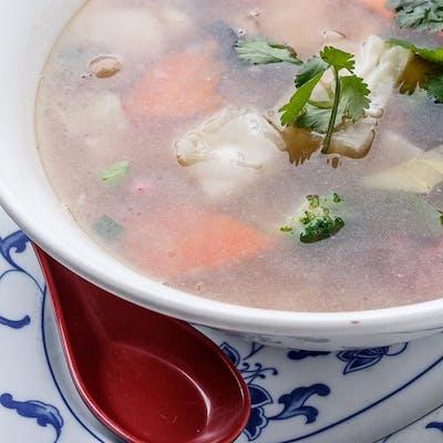Three Delicacies Soup