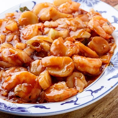 Kan Shao Shrimp