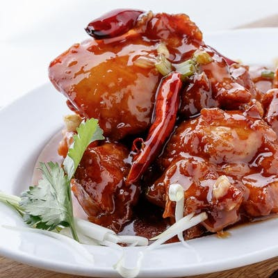 General Tso's Chicken (Spicy)