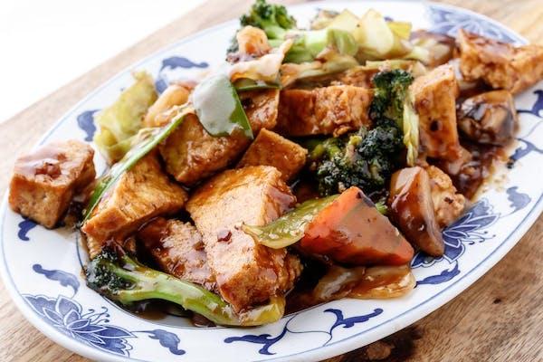 Shanghai Tofu