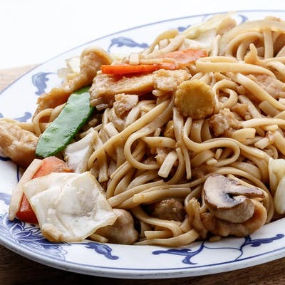 Pan Fried or Lo Mein Noodles