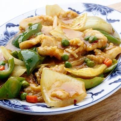 Curry Chicken (Gluten Free)
