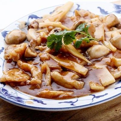 Chicken with Mushroom