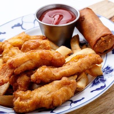 Chicken or Shrimp Nuggets (Kids Meal)